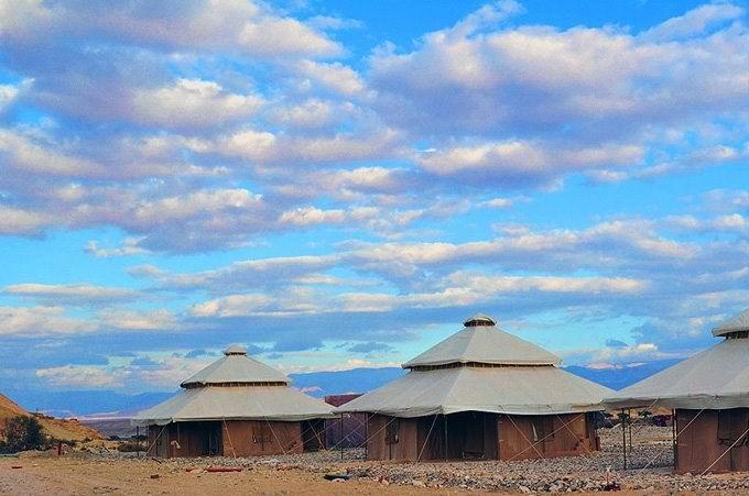 אוהלים במואה אואזיס סדנאות נקי מבפנים צום מיצים וניקוי